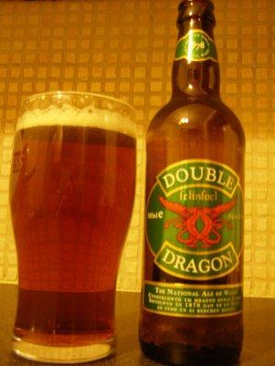 Double Dragon Bottle 500ml